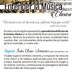 Taller Entender la Música Clásica