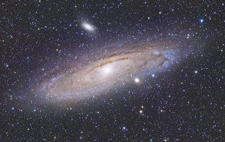 Andrómeda M31 Antonio Peña