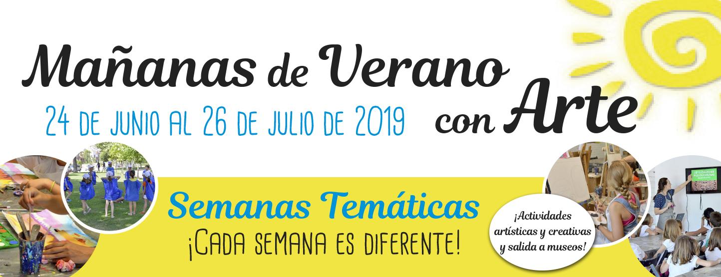 VERANO CON ARTE 2019