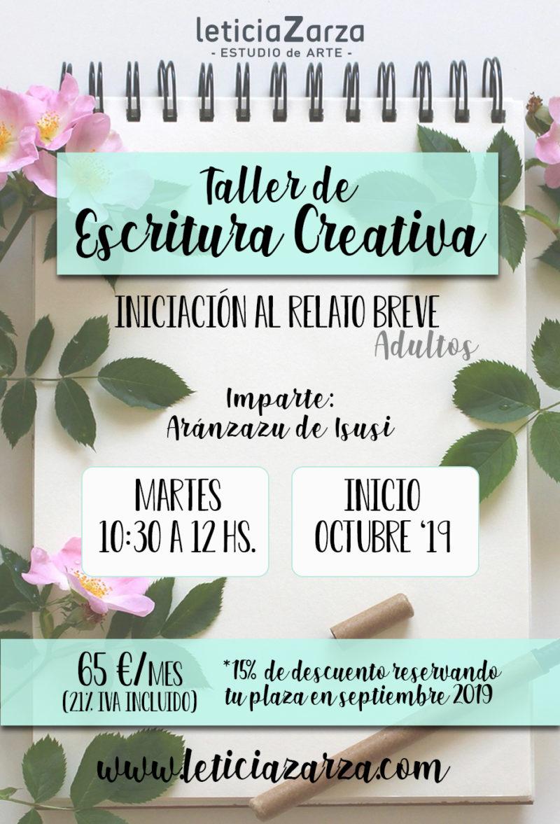 Escritura Creativa Mañanas