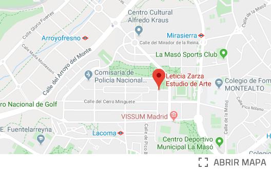 Mapa Estudio de Arte