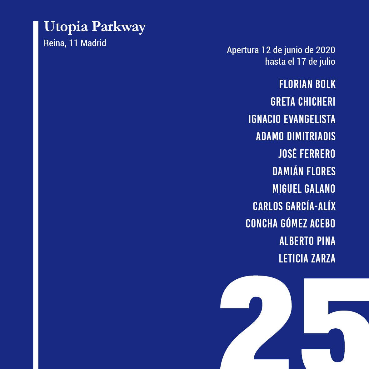 25 años de utopia