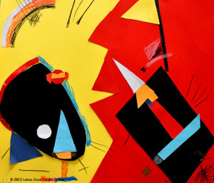 Arte abstracto para niños